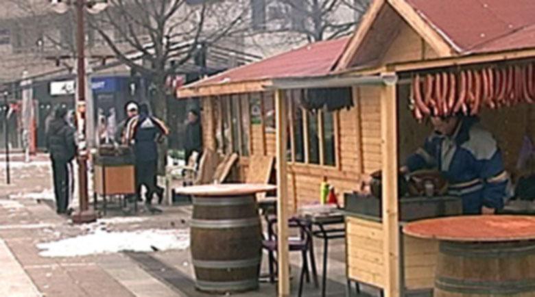 Насред кризата: Оферта от 10 920 лв. за павилион на Коледния базар в Благоевград