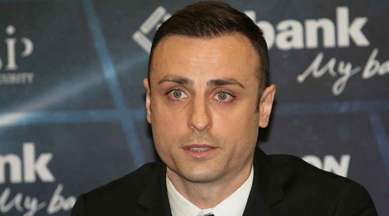 Димитър Бербатов: Марадона не беше от този свят