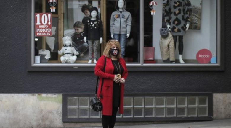 Магазини и фризьорски салони отварят врати в Гърция от понеделник