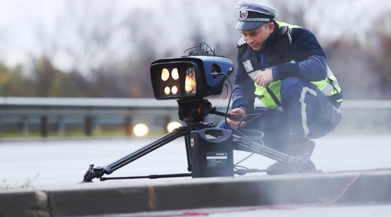 Суперкамерите на КАТ уловиха 33 000 нарушения само за 2 месеца