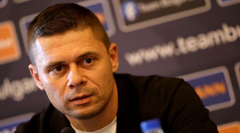 Сашо Димитров става селекционер на България
