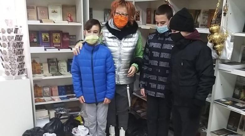 Благородна кауза събра 1,3 тона храна за нуждаещи се хора в Благоевград