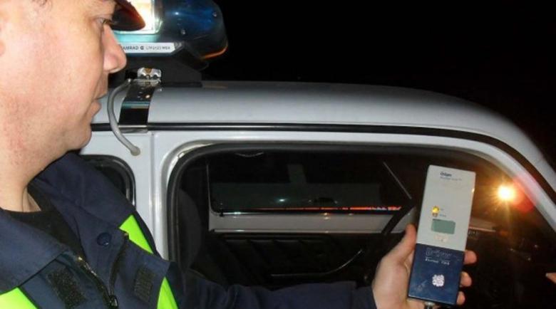 Бум на пияни и дрогирани шофьори в почивните дни в Пиринско