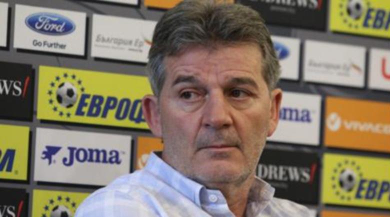 Емил Костадинов: Групата ни в квалификациите не е толкова тежка