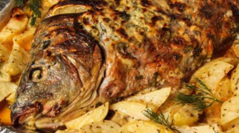Рецепта на деня: Никулденски рибник