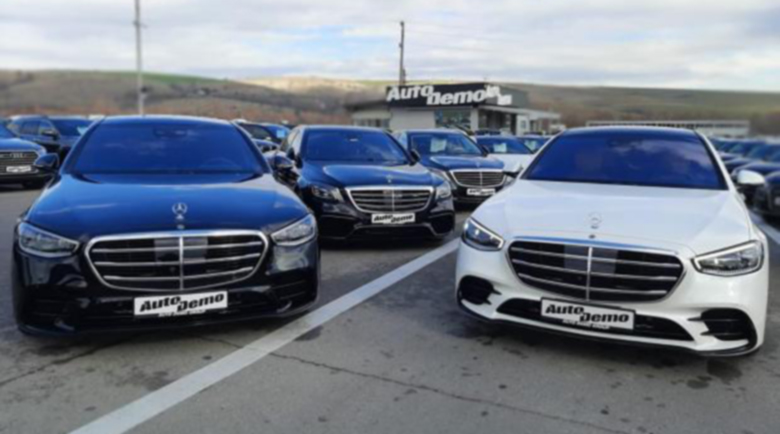 """Някой учудва ли се, че новата S-класа вече се продава """"втора ръка"""" в… Дупница?"""