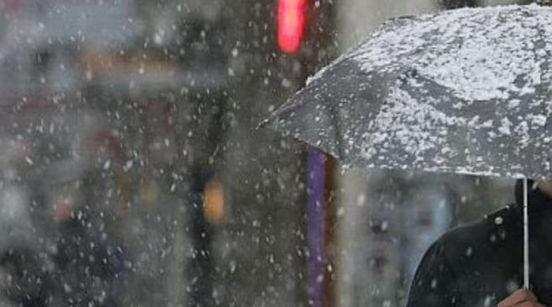 Дъжд и сняг в понеделник, температурите се качват от сряда