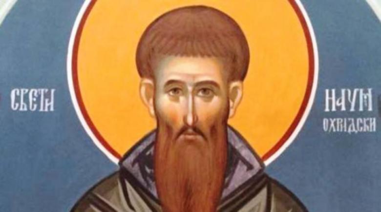 Българската православна църква почита паметта на преподобния Наум Охридски