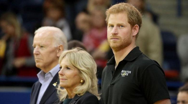 Принц Хари – супер близък с новия президент на САЩ