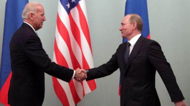 Байдън и Путин се срещат в Женева днес