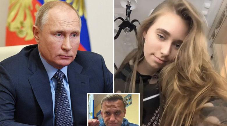 Навални: Извънбрачната дъщеря на Путин ме следва в социалните мрежи