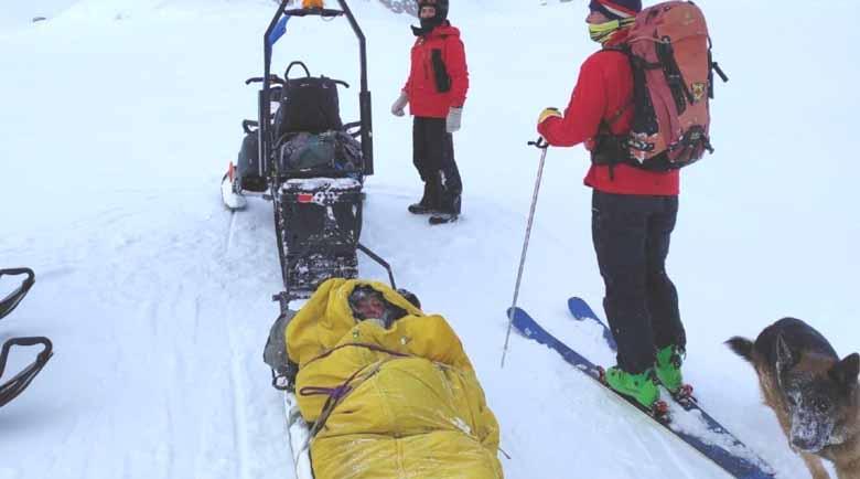 Чудо! Жена оцеля над 20 часа при -20 градуса над Седемте рилски езера