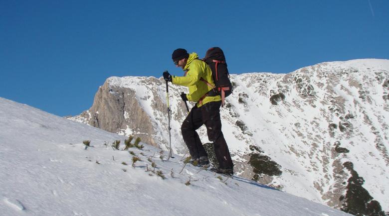 Само един от пет маршрута в планината е безопасен през зимата