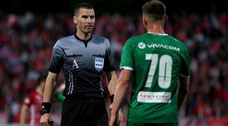 Топ съдията Георги Кабаков ще свири мач в Гърция