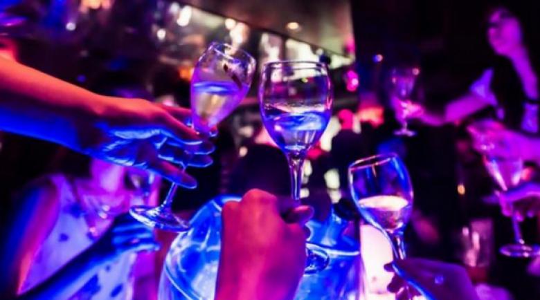 Полицията спря нелегалния купон в Благоевград