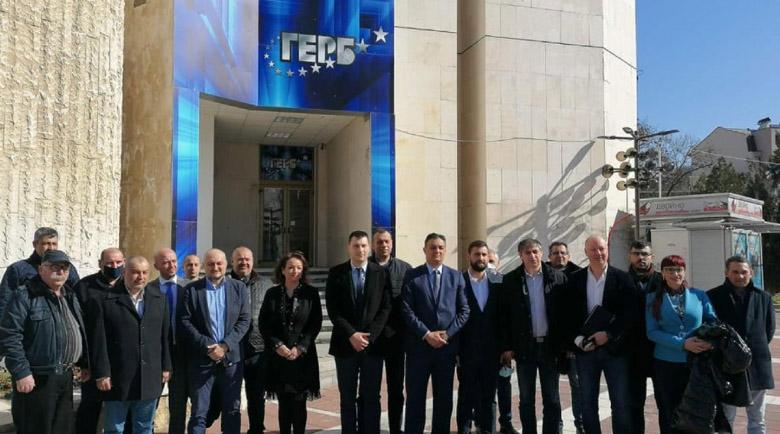 """Росен Желязков в Благоевград: Довършването на АМ """"Струма"""" е приоритет за ГЕРБ"""