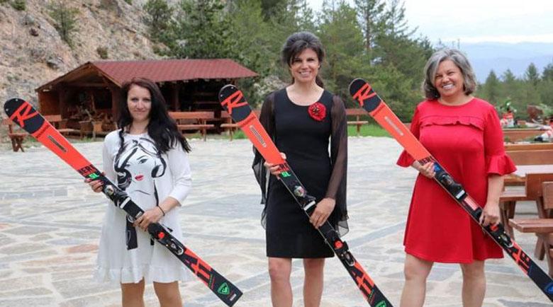 Алпийците от Банско закриха сезона със стилно и вълнуващо парти