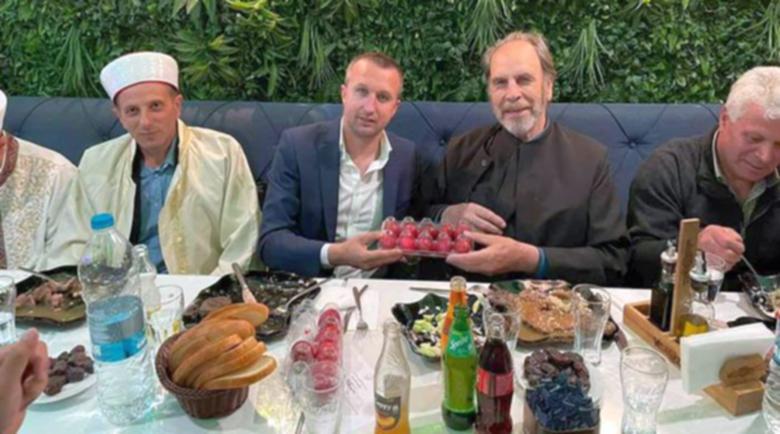 Радослав Ревански събра на ифтар мюсюлмани и християни