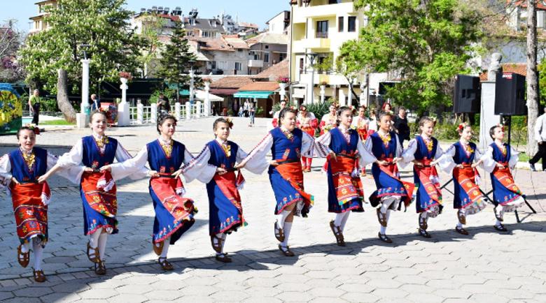 Сандански отбелязва своя празник на Светли четвъртък