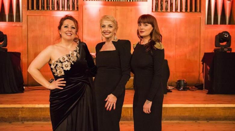 Камелия Тодорова, Милица Гладнишка и Рут Колева се събират на Банско джаз фест
