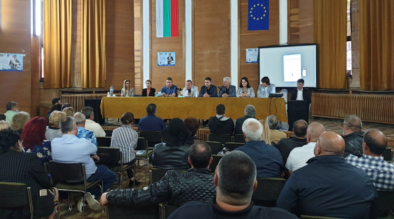 Христо Терзийски: Нашите кандидати са утвърдени специалисти и доказали се хора