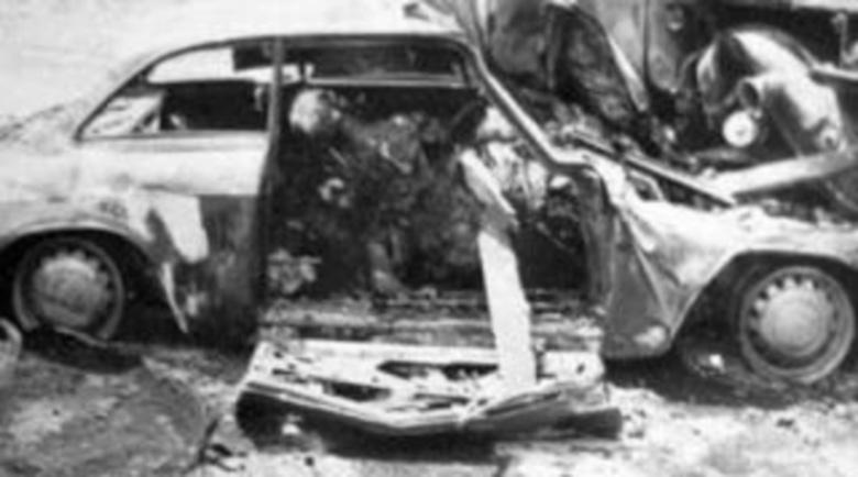 """30 юни 1971 г.: Гунди и Котков загиват в катастрофа на """"Витиня"""""""