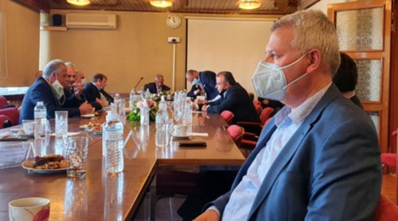 Кметове от Пиринско и Северна Гърция искат отварянето на ГКПП Илинден