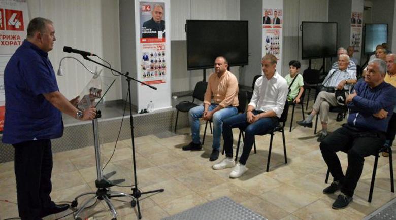 Проф. Георги Михайлов: Изключително важно е да се гласува на 11 юли