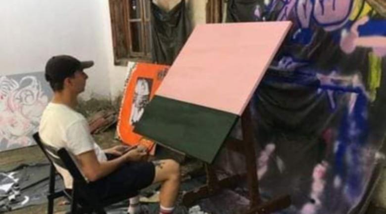 10 художници представят най-новите технологии на рисуване в Благоевград
