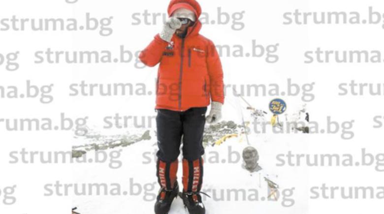 Двама благоевградчани покориха 7-хилядника връх Ленин в Памир