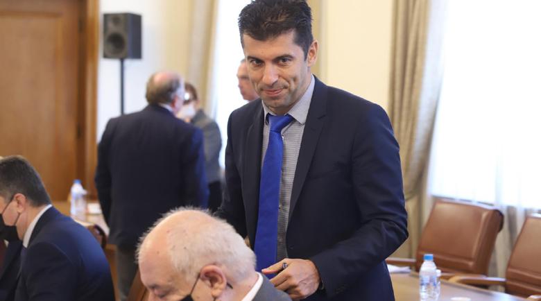Кирил Петков не е канен в кабинета на ИТН