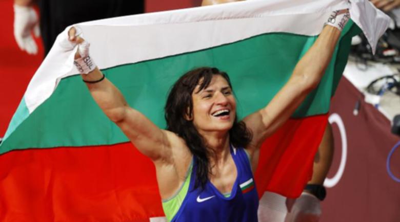 Второ злато за България! Стойка Кръстева е олимпийска шампионка по бокс!