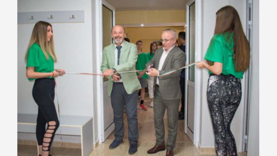 Земеделска професионална гимназия в Сандански с нова придобивка