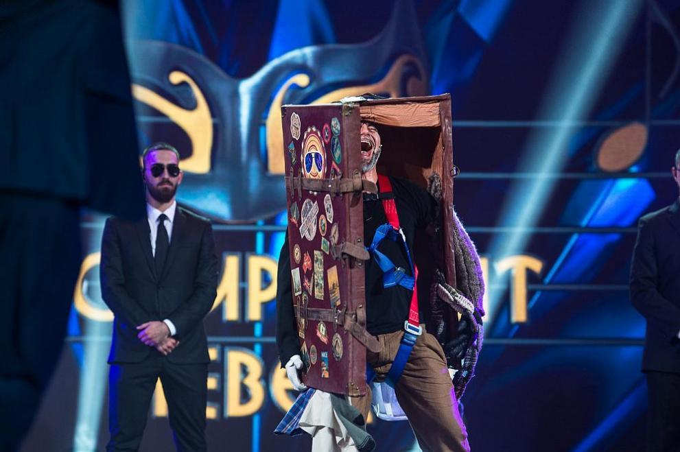 """""""Маскираният певец"""": Падна втора маска"""