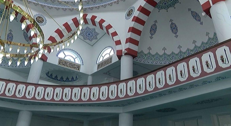 Вдигат джамия в 2 защитени зони край Гоце Делчев